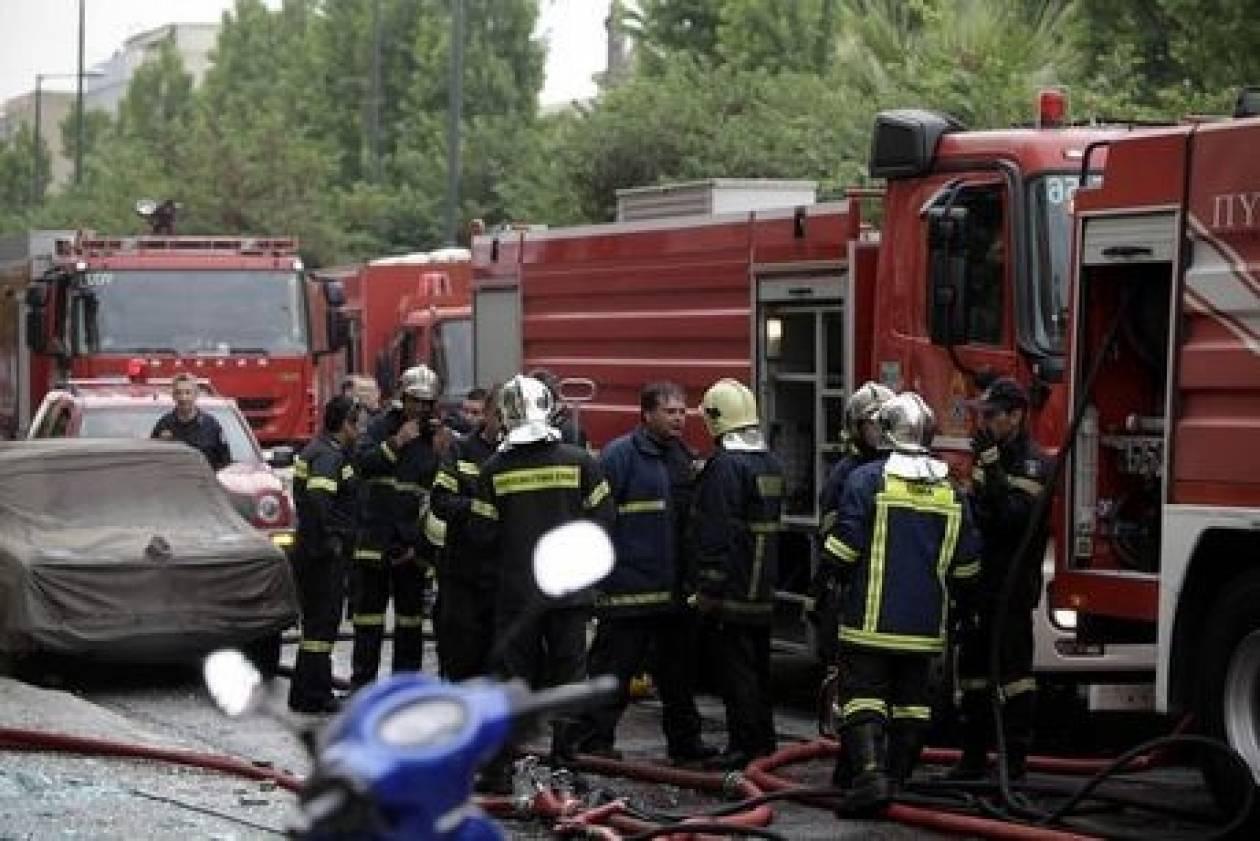 Καστοριά: Τραυματίστηκε σοβαρά πυροσβέστης σε κατάσβεση πυρκαγιάς