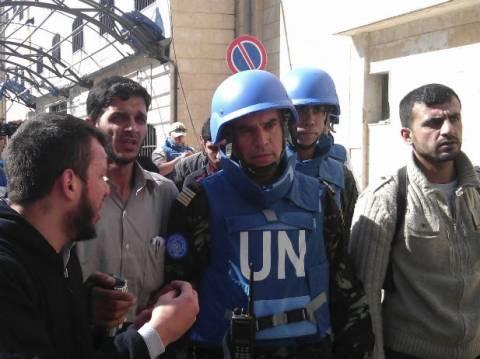 ΟΗΕ: 43 κυανόκρανοι κρατούνται αιχμάλωτοι από ενόπλους