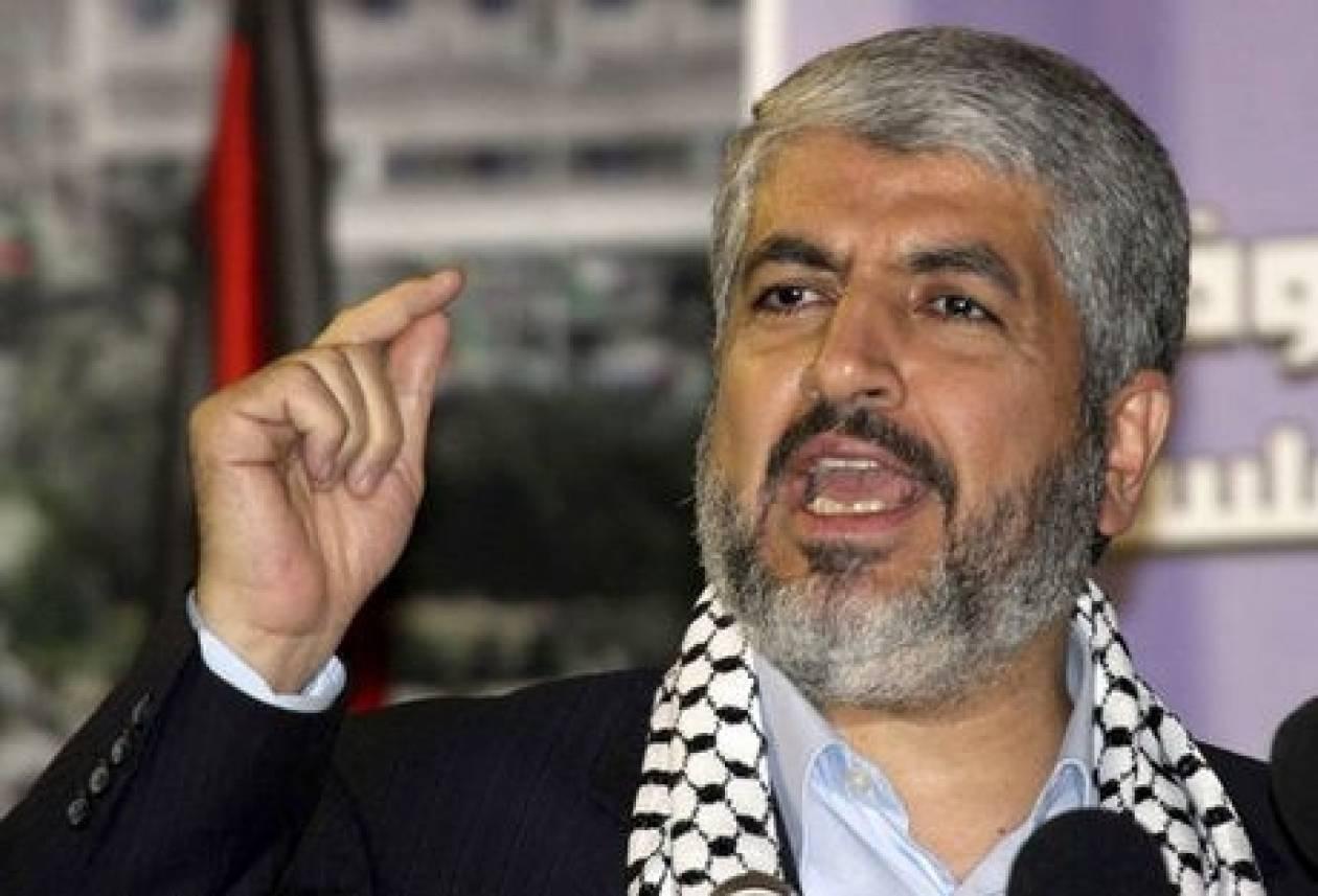 «Η Χαμάς δεν θα αφοπλιστεί»