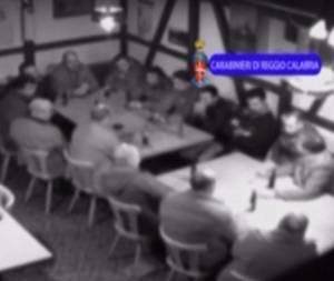 Ο Νονός: Δείτε ένα συμβούλιο πραγματικών μαφιόζων! (βίντεο)