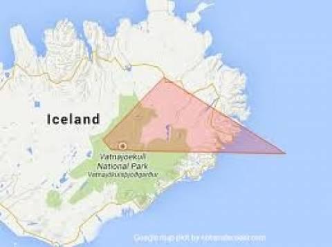 Ισλανδία: Στο κόκκινο ο συναγερμός για τα αεροπλάνα λόγω ηφαιστείου