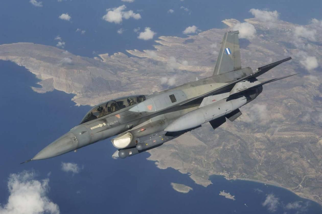Παραλίγο τραγωδία με F-16: Απεφεύχθη σύγκρουση στον αέρα!