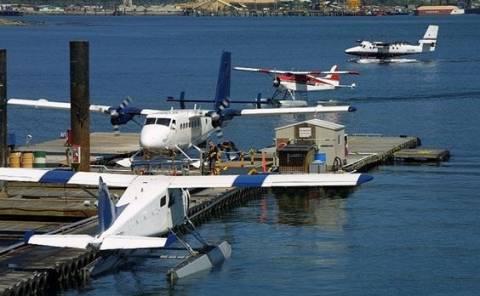 Την αδειοδότηση 14 υδατοδρομίων ανέλαβε η «Ελληνικά Υδατοδρόμια»