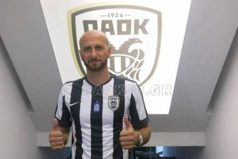 ΠΑΟΚ: Ανακοινώθηκε ο Παπαδόπουλος