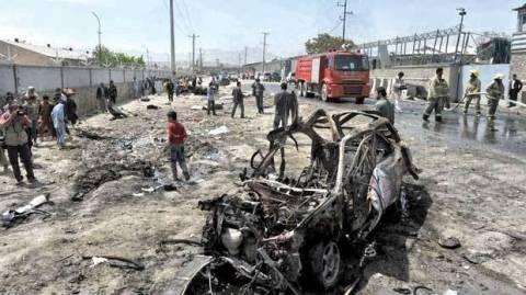 Αφγανιστάν: Έξι νεκροί, δεκάδες τραυματίες από έκρηξη παγιδευμένου αυτοκινήτου