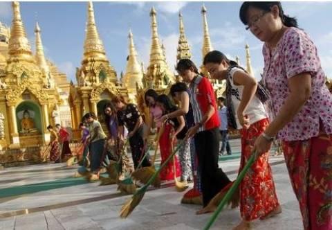 Μιανμάρ: Μετά την απογραφή, ανακάλυψαν ότι ήταν κατά 9 εκ. λιγότεροι