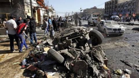 Ιράκ: Επίθεση καμικάζι με 13 νεκρούς