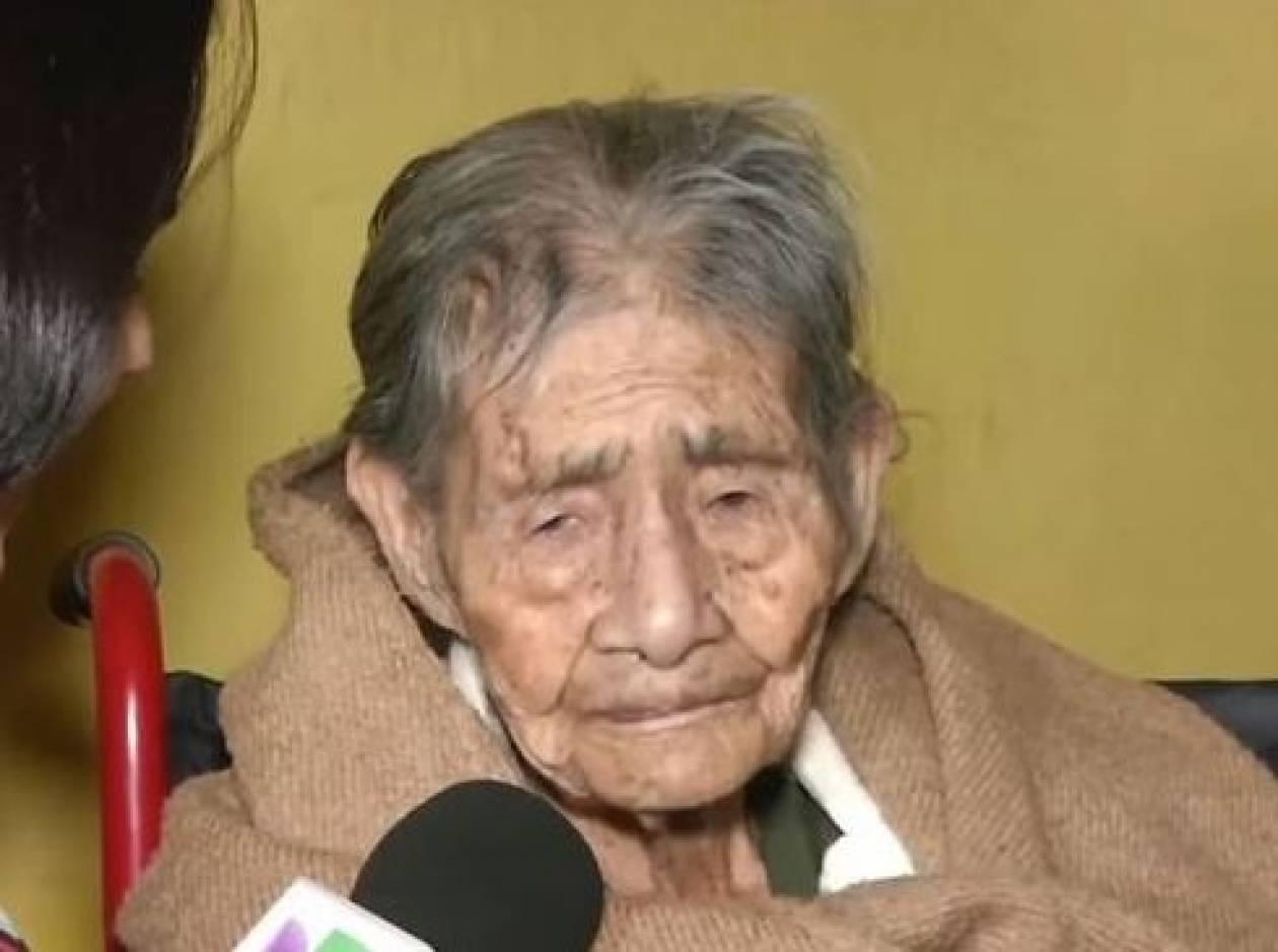 Μια γυναίκα από το Μεξικό θα γίνει ο γηραιότερος άνθρωπος του κόσμου