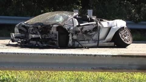 Έφηβος νεκρός, μετά από test drive με μία Lamborghini