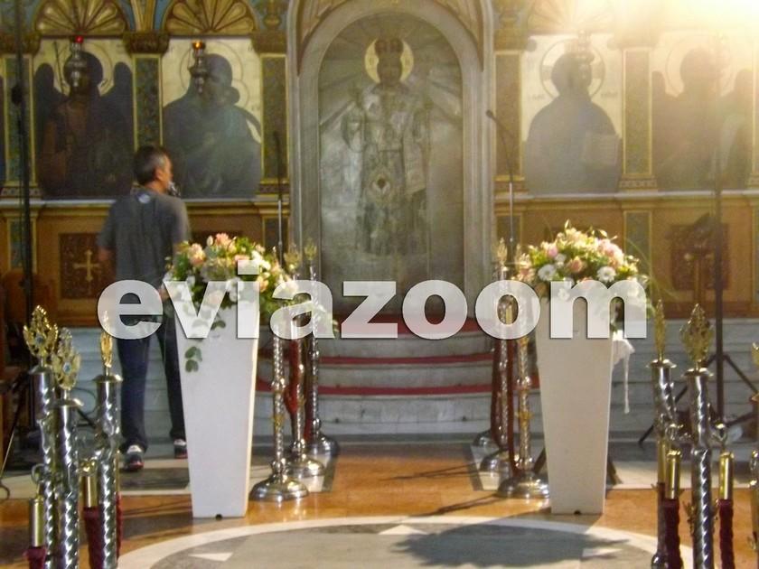 Χαλκίδα: Έτσι τίμησαν τον Μιχάλη Ασλάνη συγγενείς και φίλοι (pics)