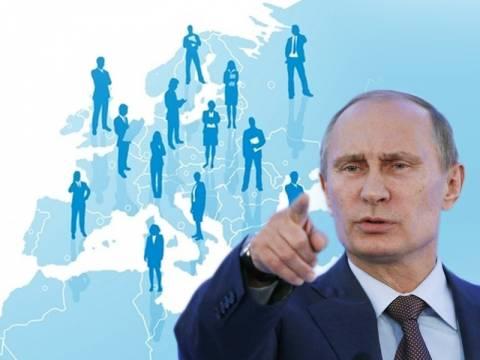 Πούτιν: Οι Ευρωπαίοι επιχειρηματίες δυσαρεστημένοι με τους πολιτικούς τους