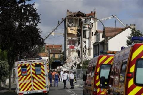Γαλλία: Σε επτά ανέρχονται οι νεκροί από την έκρηξη σε κτίριο