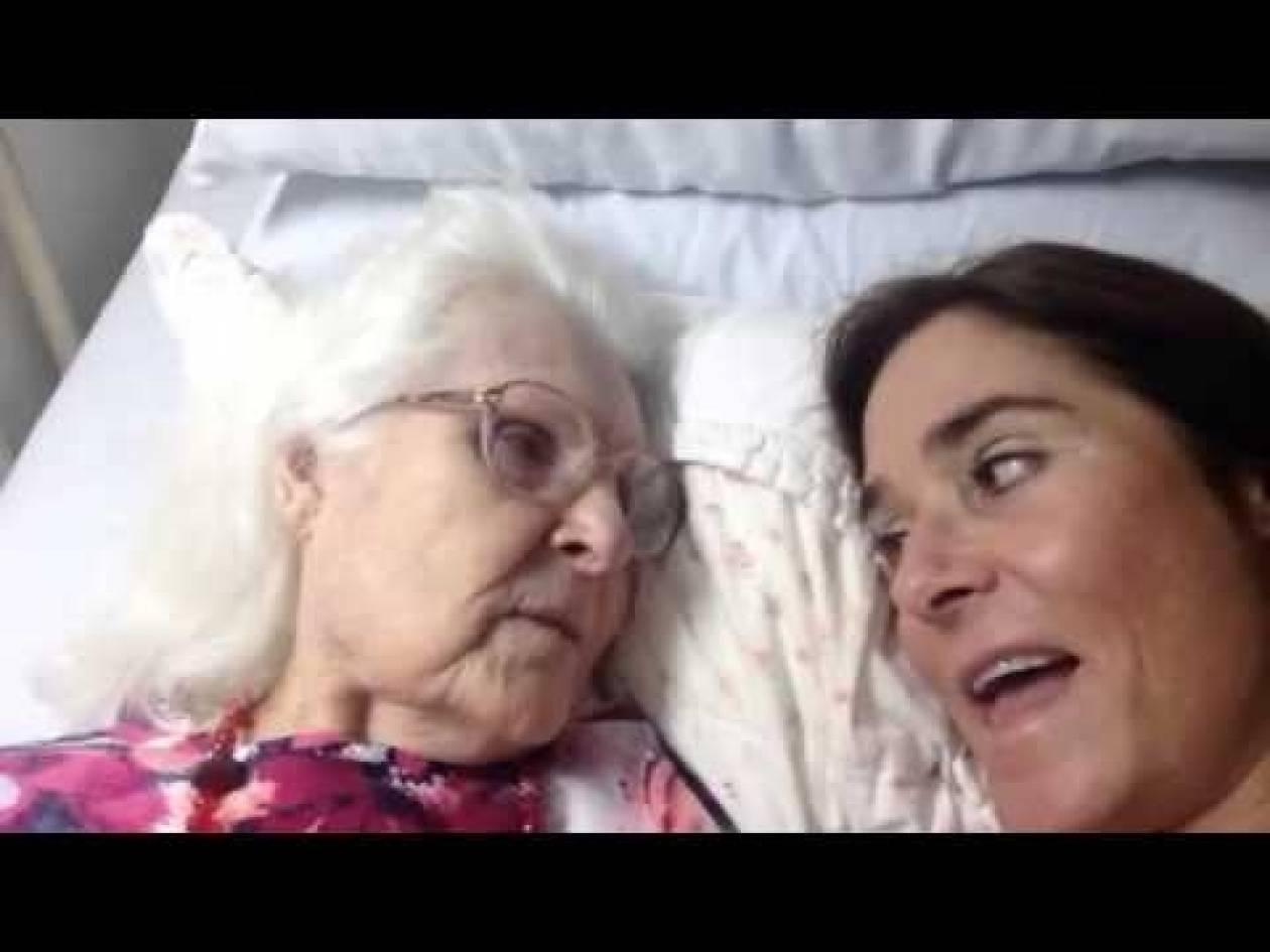 Νόσος Αλτσχάιμερ: «Μαμά σε αγαπώ αλλά ποια είμαι;» (βίντεο)