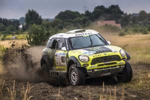 2014 Baja Poland: Τα MINI ALL4 Racing έκαναν το 1-3 (photo)