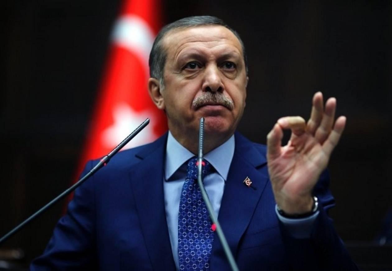 Κύπρος: Συνεχίστηκαν οι αδιάλλακτες δηλώσεις Ερντογάν στα κατεχόμενα