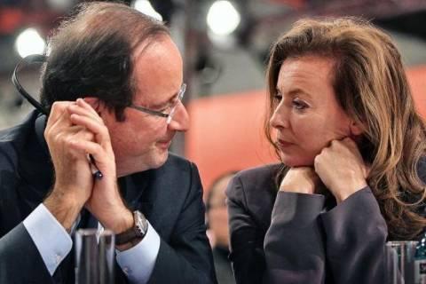 Γαλλία: Κυκλοφορεί το βιβλίο της Τριερβελέρ για τα «άπλυτα» του Ολάντ