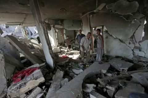 Γάζα: Zητούν από τον ΟΗΕ να εγκρίνει τον τερματισμό της ισραηλινής κατοχής