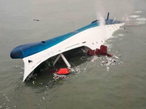 Ναυάγιο Sewol: Το πλοίο βούλιαζε και το πλήρωμα έπινε… μπύρες!