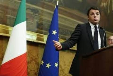 Ιταλία: Ο Ρέντσι δεν θεωρεί προτεραιότητα την πώληση των εταιρειών ενέργειας