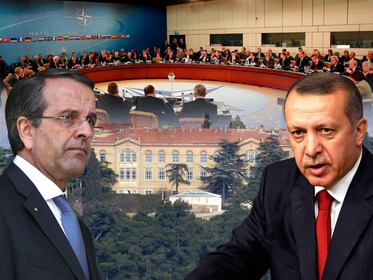 Γιατί ο Ερντογάν θέλει να συναντήσει τον Σαμαρά