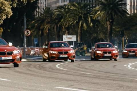 BMW M235i: To video των εκατομμυρίων χτυπημάτων