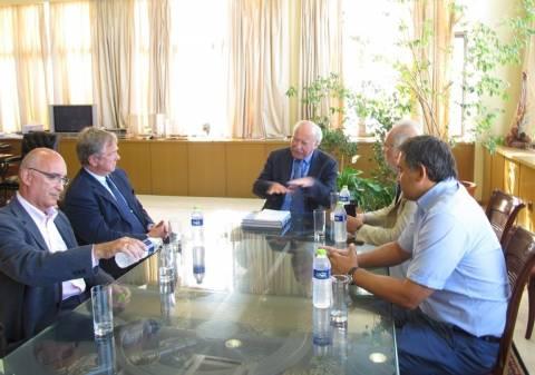 Ανωμερίτης: Στόχος η ανάπτυξη της παγκόσμιας κρουαζιέρας