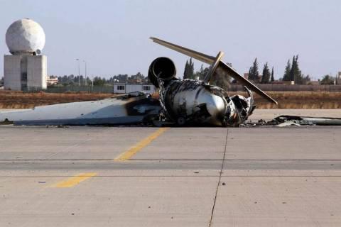 Λιβύη: Σενάρια τρόμου για νέα 11/9 - Στα χέρια τρομοκρατών 11 αεροσκάφη