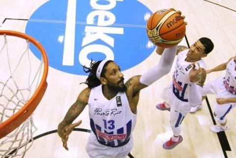 Μουντομπάσκετ 2014: Φιλιππίνες - Πουέρτο Ρίκο 73-77