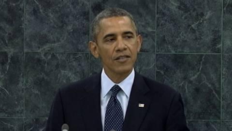 Ομπάμα: Θα χρειαστεί χρόνος για να νικήσουμε τους τζιχαντιστές