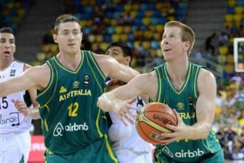 Mundobasket 2014: Μεξικό - Αυστραλία 62-70