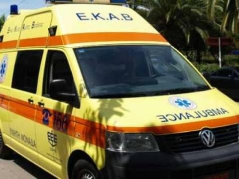 Δικυκλιστής παρέσυρε 34χρονη σε δρόμο της Κεφαλονιάς