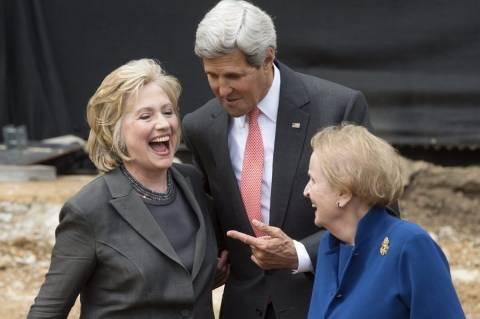 «Η Ουάσιγκτον πρέπει να παραμείνει η κορυφαία διπλωματική δύναμη»