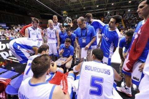 Μουντομπάσκετ 2014: Τα σενάρια για Ελλάδα