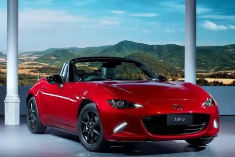 Mazda MX-5: Χωρίς ελληνική αντιπροσωπεία αλλά με νέο Miata