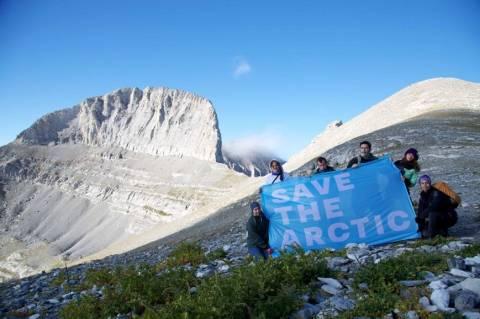 Greenpeace: 3 στους 4 πολίτες ζητούν την προστασία της Αρκτικής