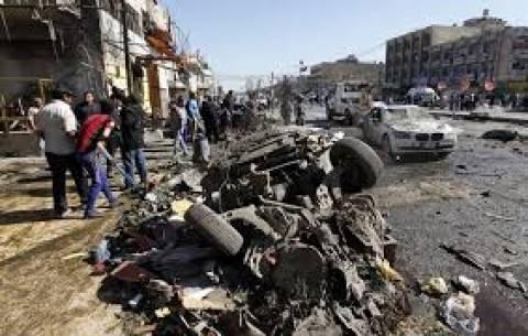 Βαγδάτη: Παγιδευμένο αυτοκίνητο σκόρπισε τον θάνατο