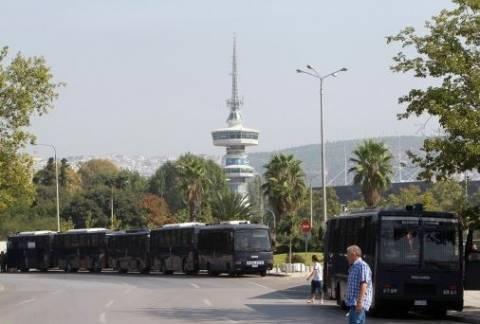 «Φρούριο» η Θεσσαλονίκη εν όψει ΔΕΘ - Ποιοι δρόμοι κλείνουν το Σάββατο
