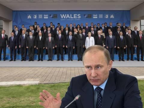 Σύνοδος Κορυφής: Στο «στόχαστρο» ο Πούτιν και η πολιτική του στην Ουκρανία