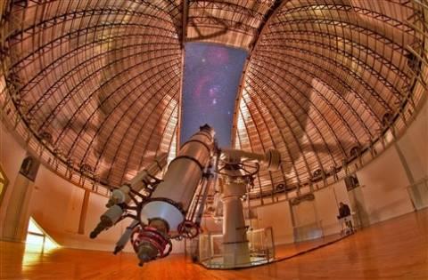 Το Αστεροσκοπείο ανοίγει το Σάββατο τις θύρες του στο ευρύ κοινό!
