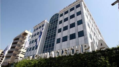 Οι αποφάσεις της ΕΚΤ «ανεβάζουν» το Χρηματιστήριο Αθηνών