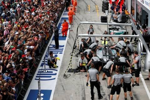 F1 Grand Prix Monza: Επίσκεψη στο Ναό της Ταχύτητας