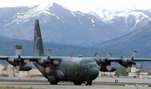 Ρόδος: Θρίλερ στον αέρα με C-130