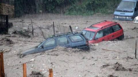 Καταρρακτώδεις βροχές και πλημμύρες πλήττουν την Βουλγαρία