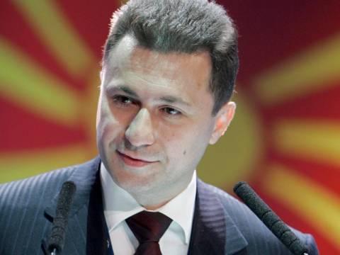 Γκρούεφσκι: Η ελληνική κυβέρνηση έχει 2 θέσεις στο θέμα της ονομασίας