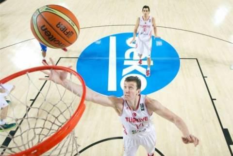 Παγκόσμιο Κύπελλο Μπάσκετ 2014: «Κολλημένη» με το 77 η Τουρκία