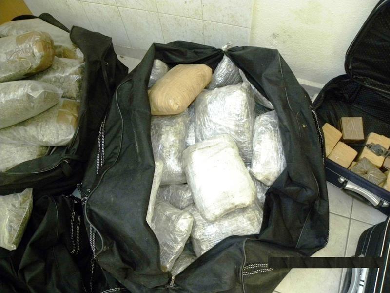 Βόλος: Σύλληψη 61χρονου για διακίνηση μεγάλων ποσοτήτων κάνναβης