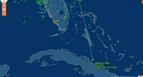 Συνετρίβη το αεροσκάφος λένε οι αρχές της Τζαμάικα