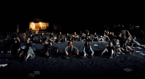 Θέατρο Βράχων: Περικλής, η νεύρωση της ηγεμονίας