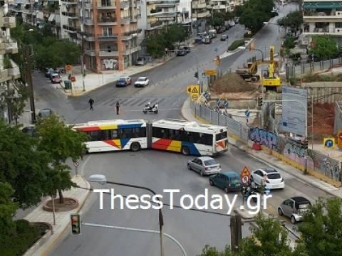 ΔΕΘ: Αποκλεισμένο το κέντρο της Θεσσαλονίκης (pics)