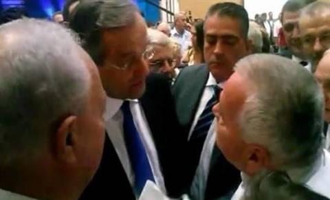ΔΕΘ: Η κραυγή αγωνίας ενός εμπόρου στον πρωθυπουργό (vid)